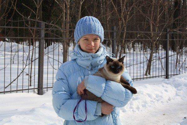 Сёма со своей мамой (со мной)