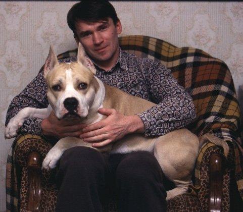 Олег и Гоша.