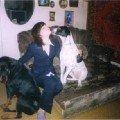 Я и мои любимки,   Графулечка и Алечка
