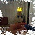 Мой король!