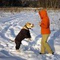 Я и Гошка .