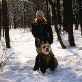 Прогулка в зимнем лесу.
