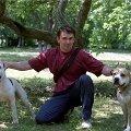 Олег  ,   Марлен Брао Игл и его сын Центурион Айрон Хэд.