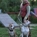 Вот вам всем !   Марлен Брао Игл и его дочь Марлен Брао Ева Энжел .
