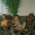 Владик и Леди,   Андрюша и Альта