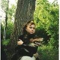 мы с Графчиком в лесу