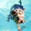 Джонькино плавание!