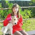 Бэби-Бакс с Жанночкой на даче