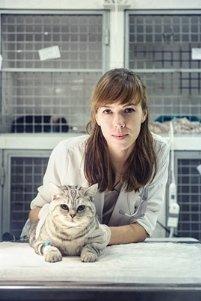 Вакцинация животных в ветеринарном центре «Зоовет».
